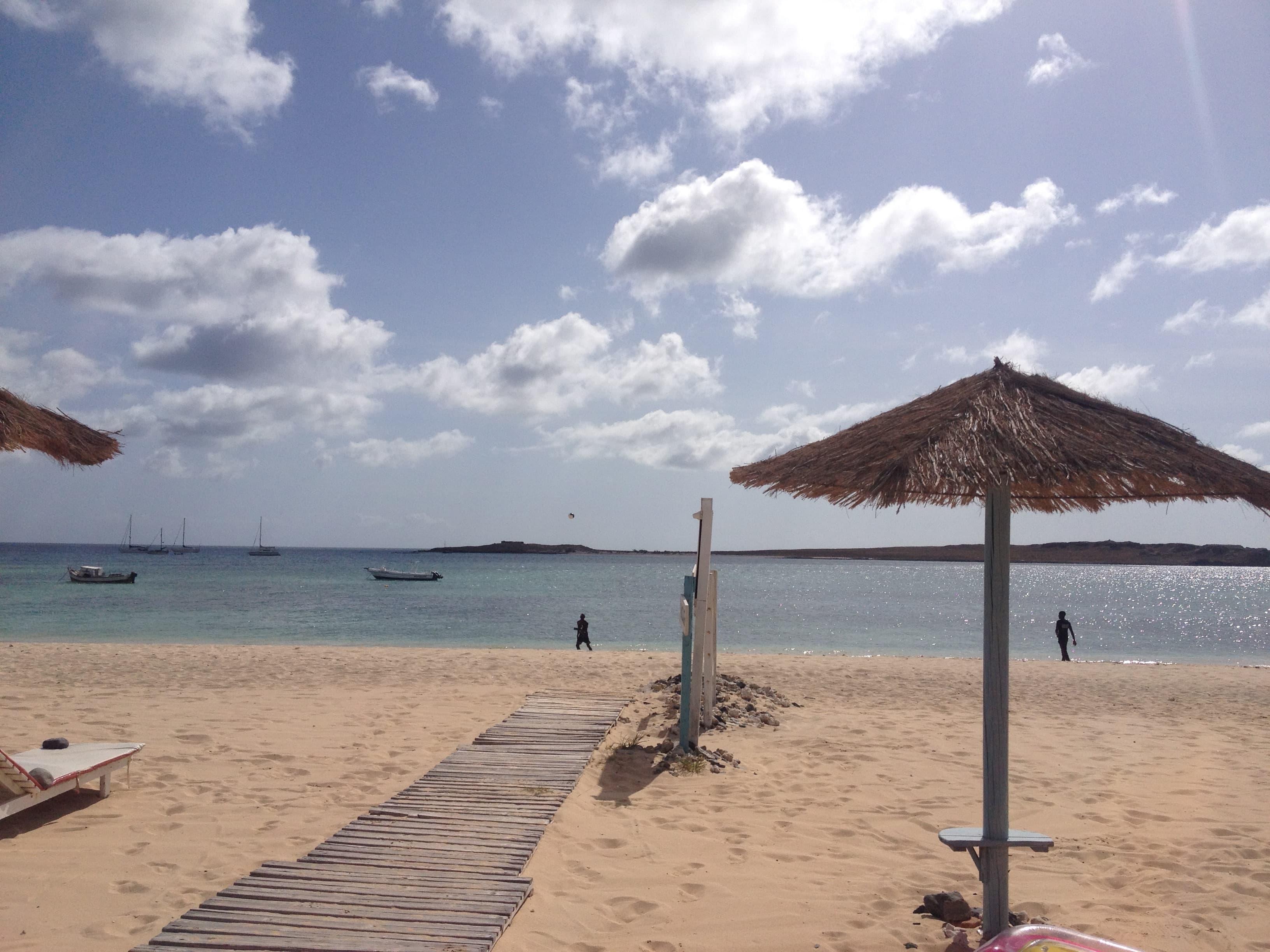 Perfekte Erholung auf Boa Vista Insel