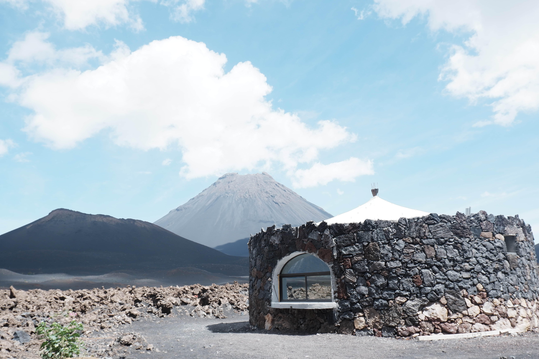 Pico do Fogo Vulkan auf Fogo Insel