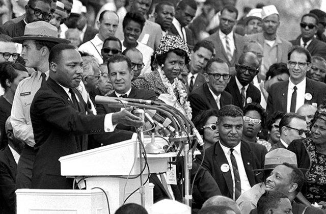 Discours de Martin Luther King Jr. en 1963